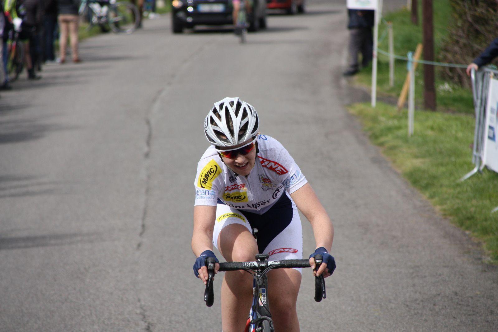 12e  Marion  BORRAS (DN  Rhone-Alpes)