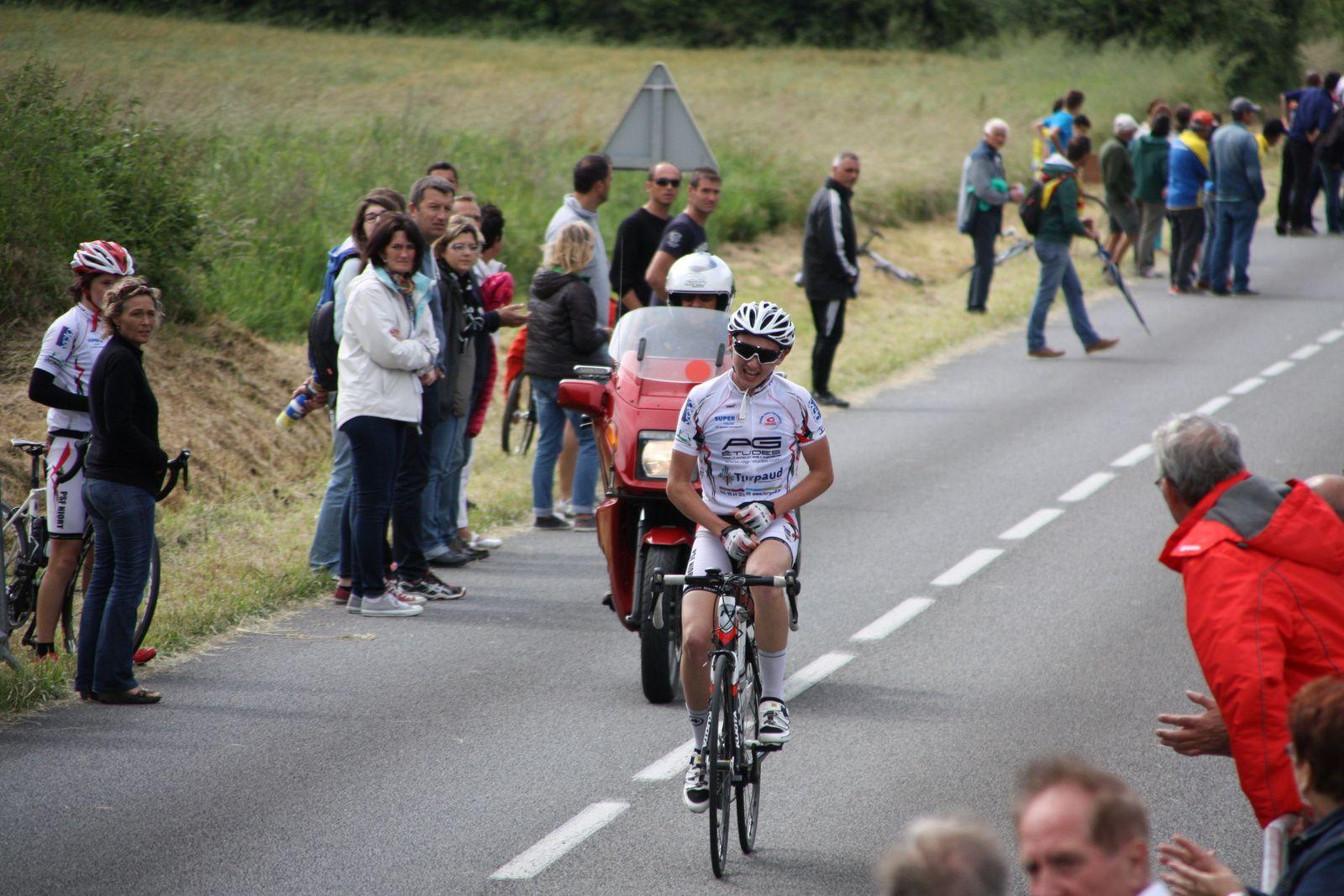 Doublé  pour  la  P  St  Florent  avec  la  2e  place  de  Tom  MAINGUENAUD