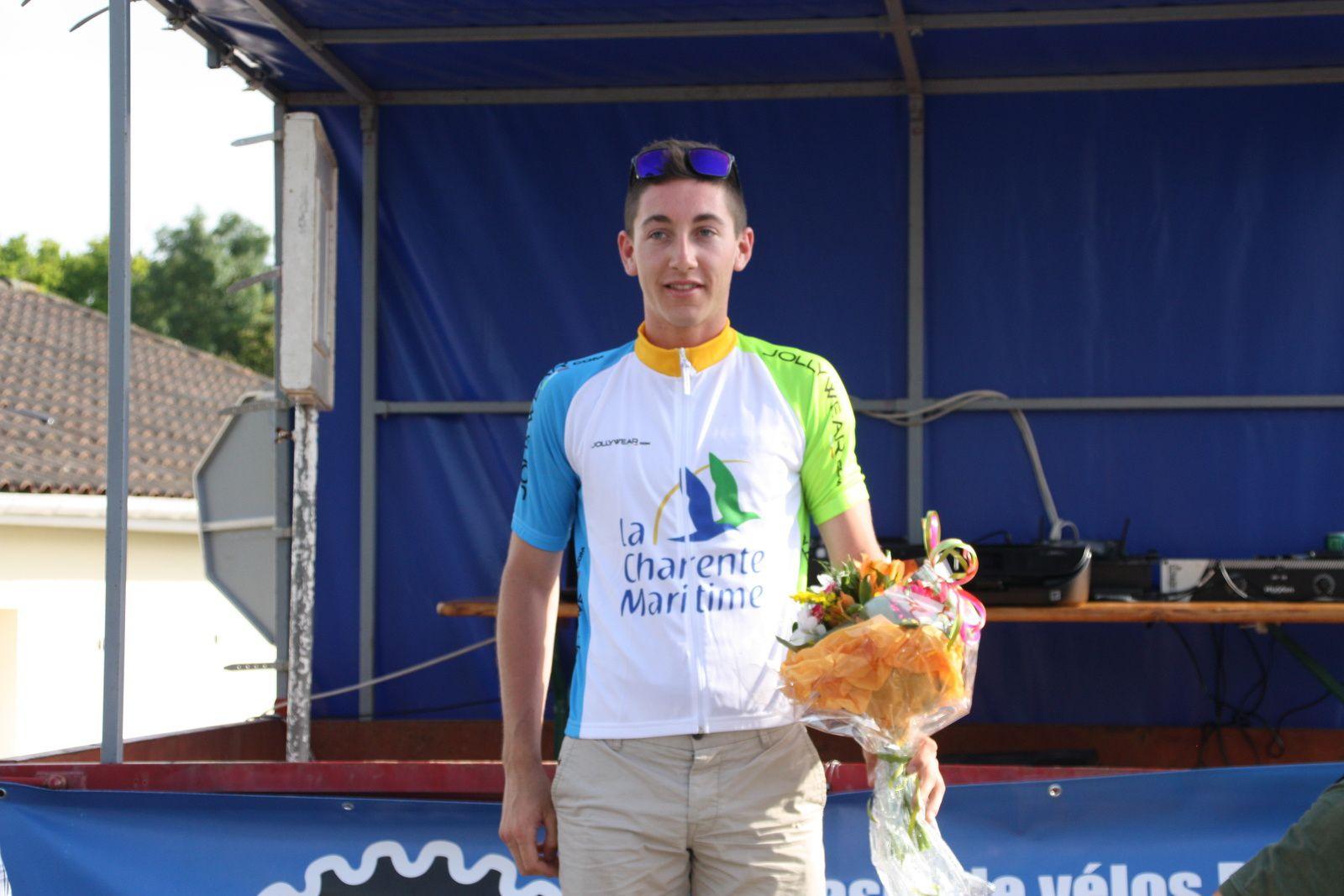 Valentin  LIGNERON  Champion  Départemental  des  D3/D4