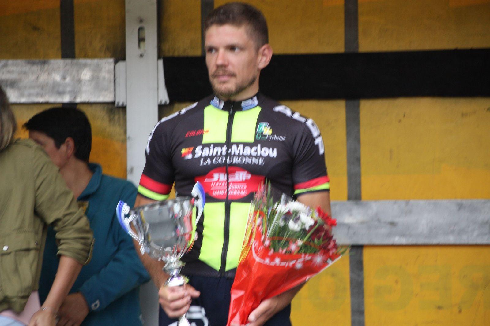 Michaél  DAMIENS  Vainqueur  au  général