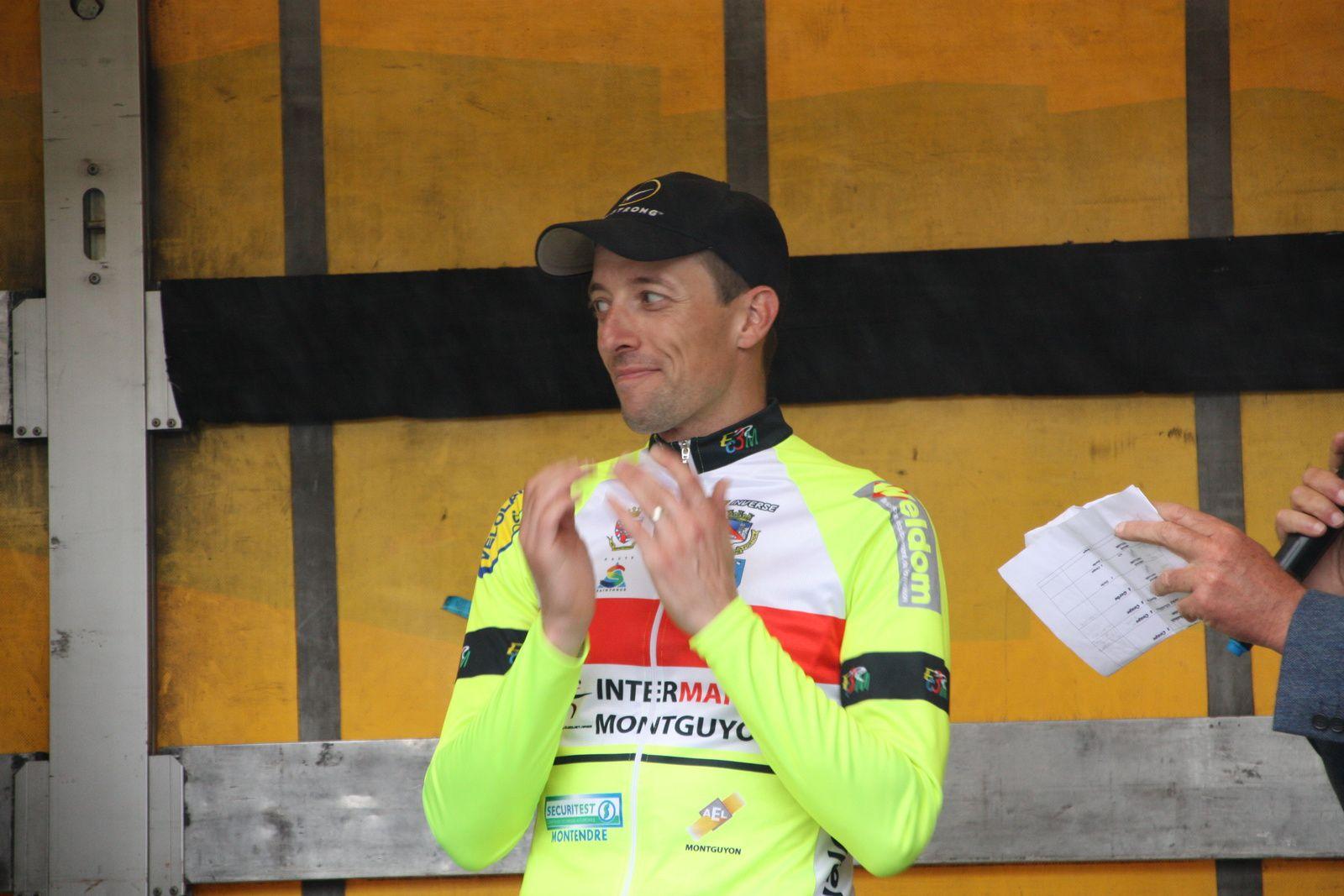 Cyril  BASTIERE  est  le  meilleur  grimpeur  et  le  meilleur  sprinter