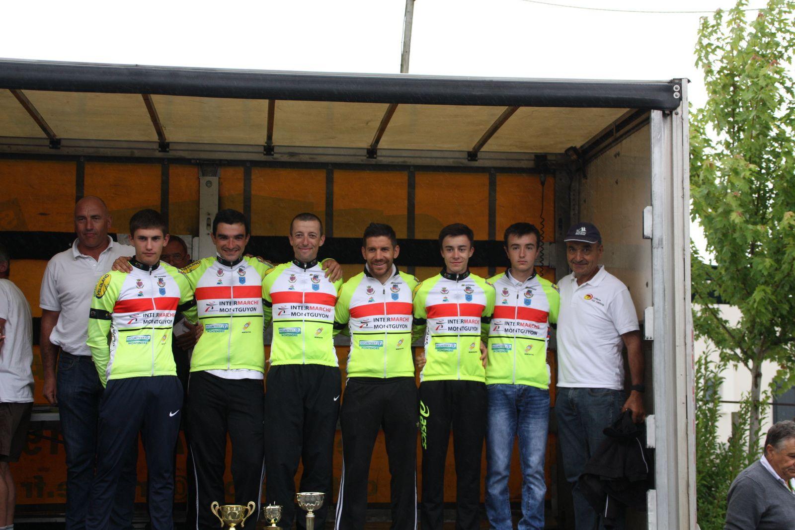 L'EC 3M  meilleure  équipe