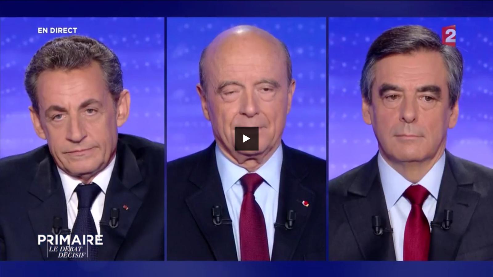 Primaires de la droite et du centre : des candidats à regarder au fond des yeux