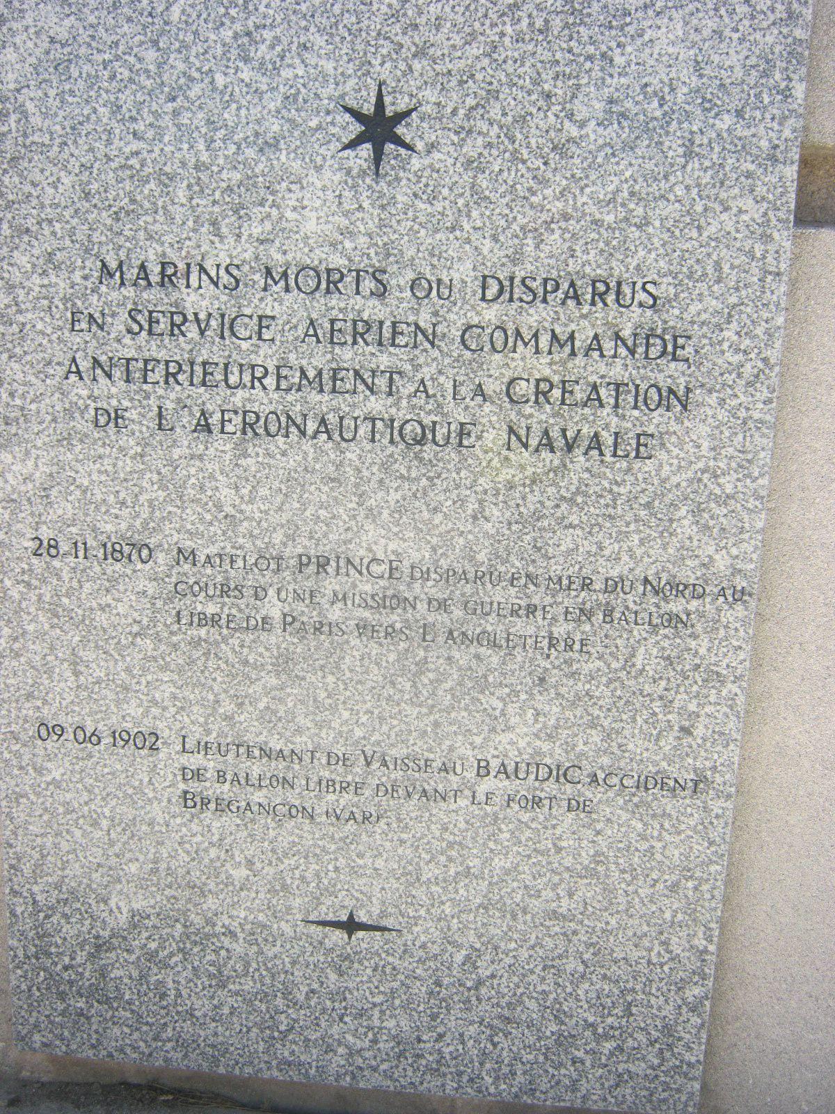 Le Mémorial et le Sémaphore