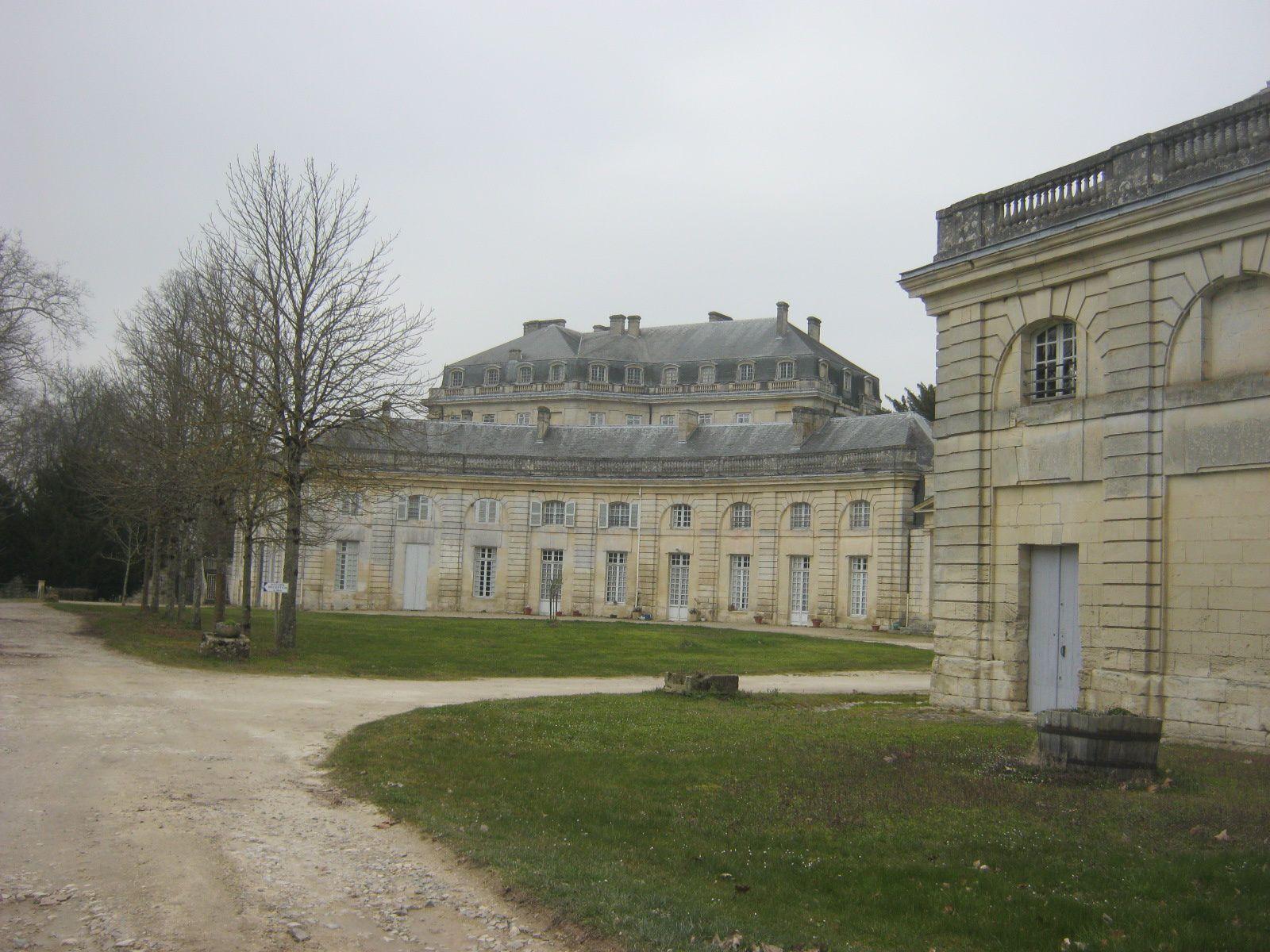 Saint-André de Cubzac - château du Bouilh