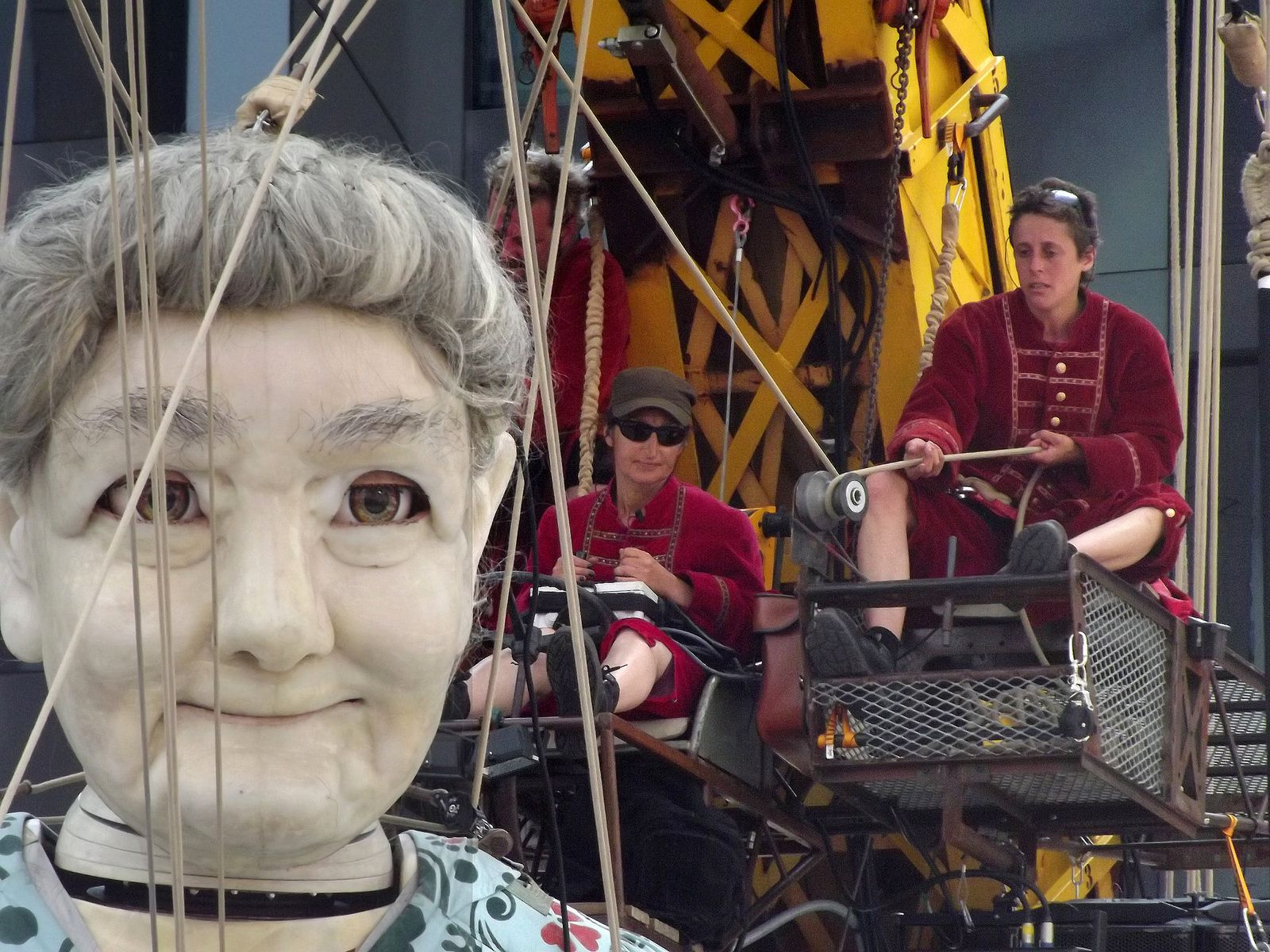 LIVERPOOL and ROYAL DE LUXE at LIVERPOOL
