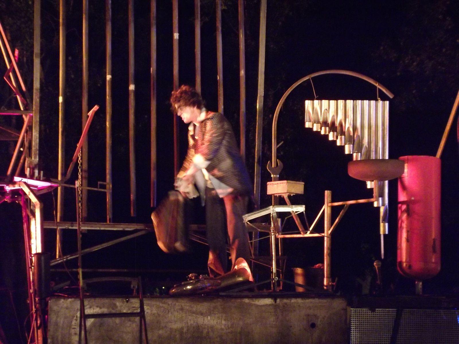 THEATRE TITANICK: Furnace Symphony. La symphonie des fourneaux.