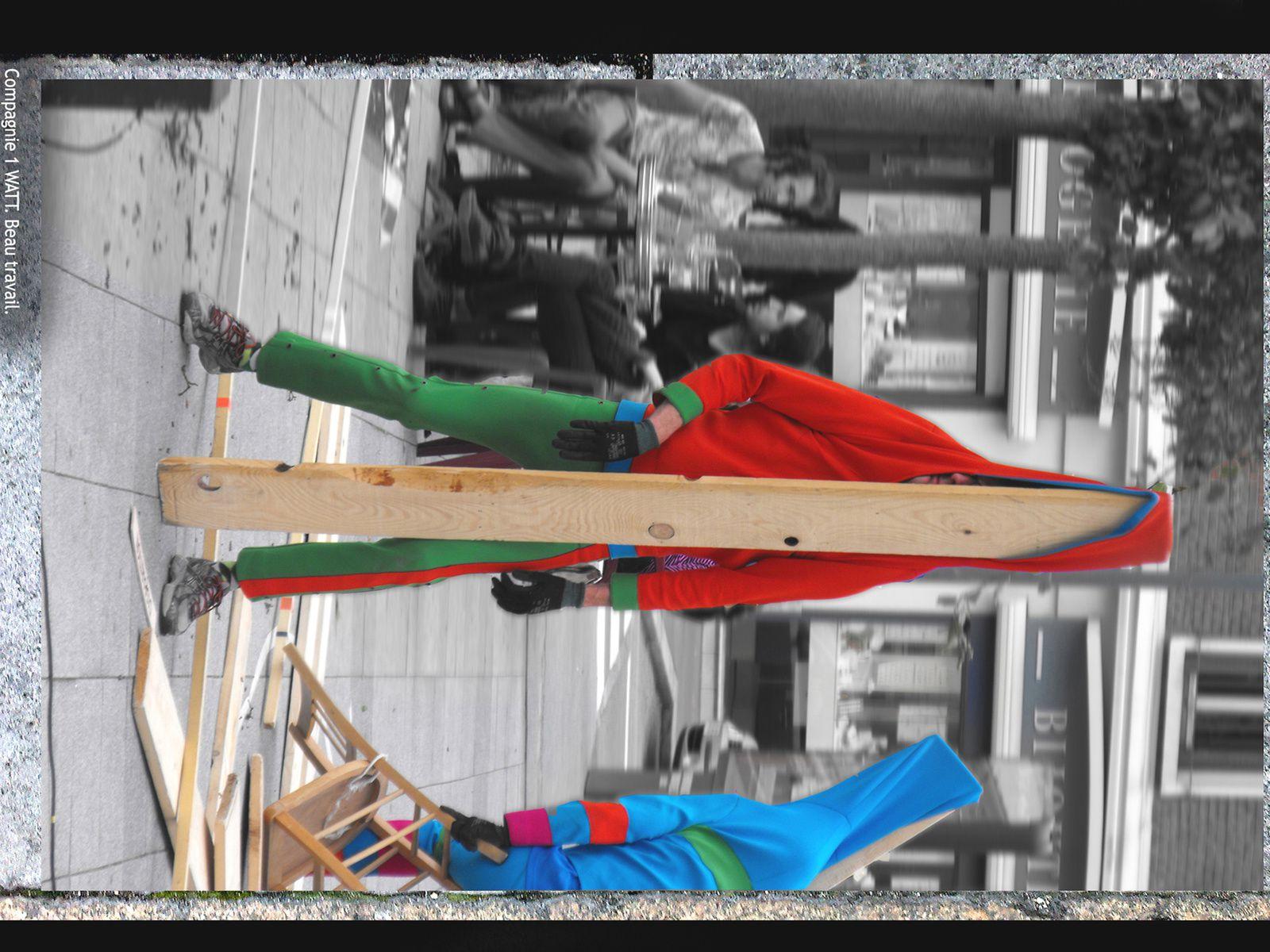 EXPOSITION 2012 PORTAITS d'ARTISTES ET d'ENGINS