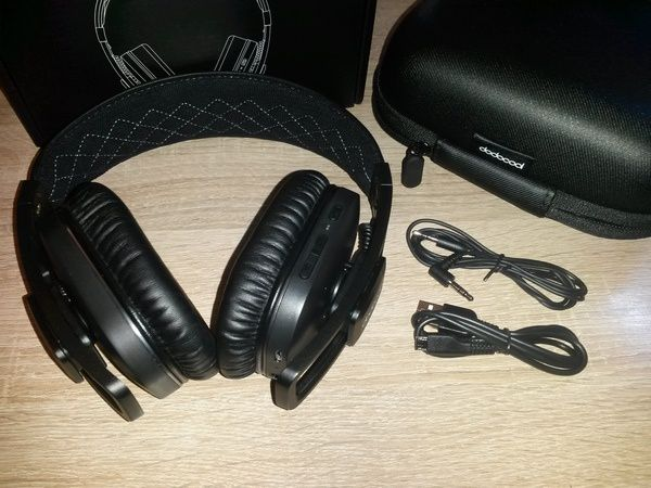 TEST: casque audio bluetooth à réduction