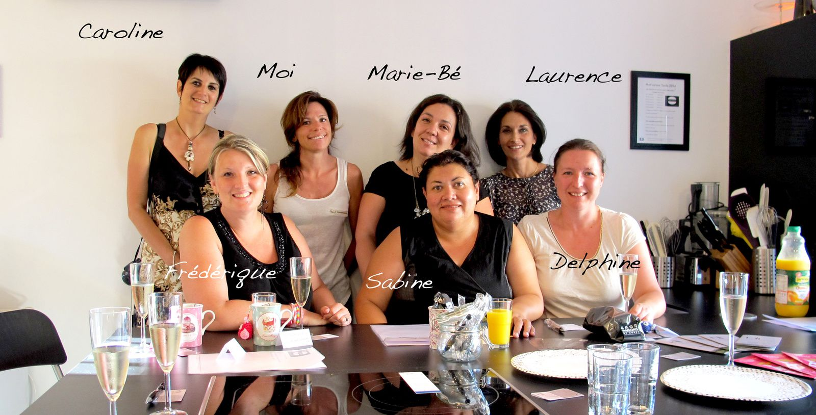 Première rencontre de blogueuses du pays salonais!