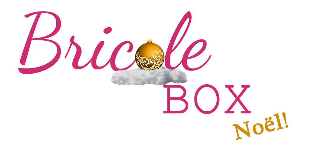 La Bricole Box &quot&#x3B;Noël&quot&#x3B; enfin disponible!