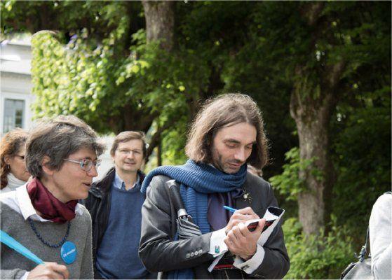 Législatives 2017 - 04 - Cédric Villani (La République En Marche !)