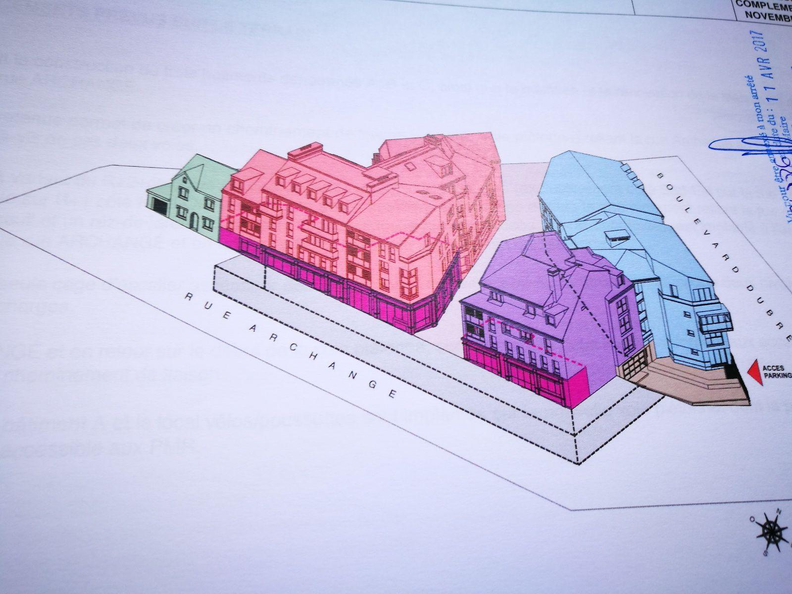 Rue Archangé - Le projet de la Fondation d'Auteuil