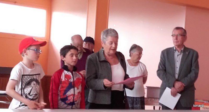BUGEAT : 27 mai 2016  deux moments forts pour la RESISTANCE