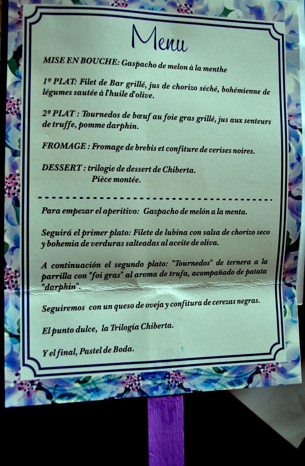 Mariage à Biarritz, France