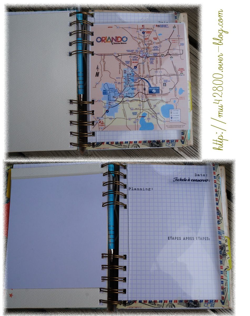 [ Road Book ] pour ma fille