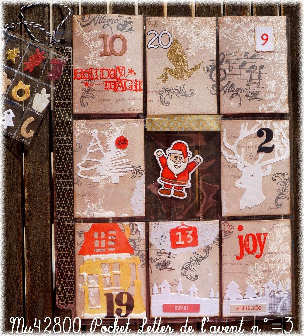 [ Pocket Letter ] N°= 21,22 et 23
