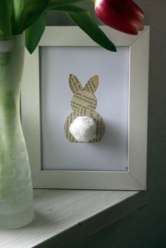DIY : Petit lapin so cute
