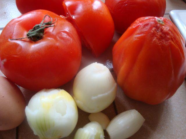 Tomates farcies  fait maison
