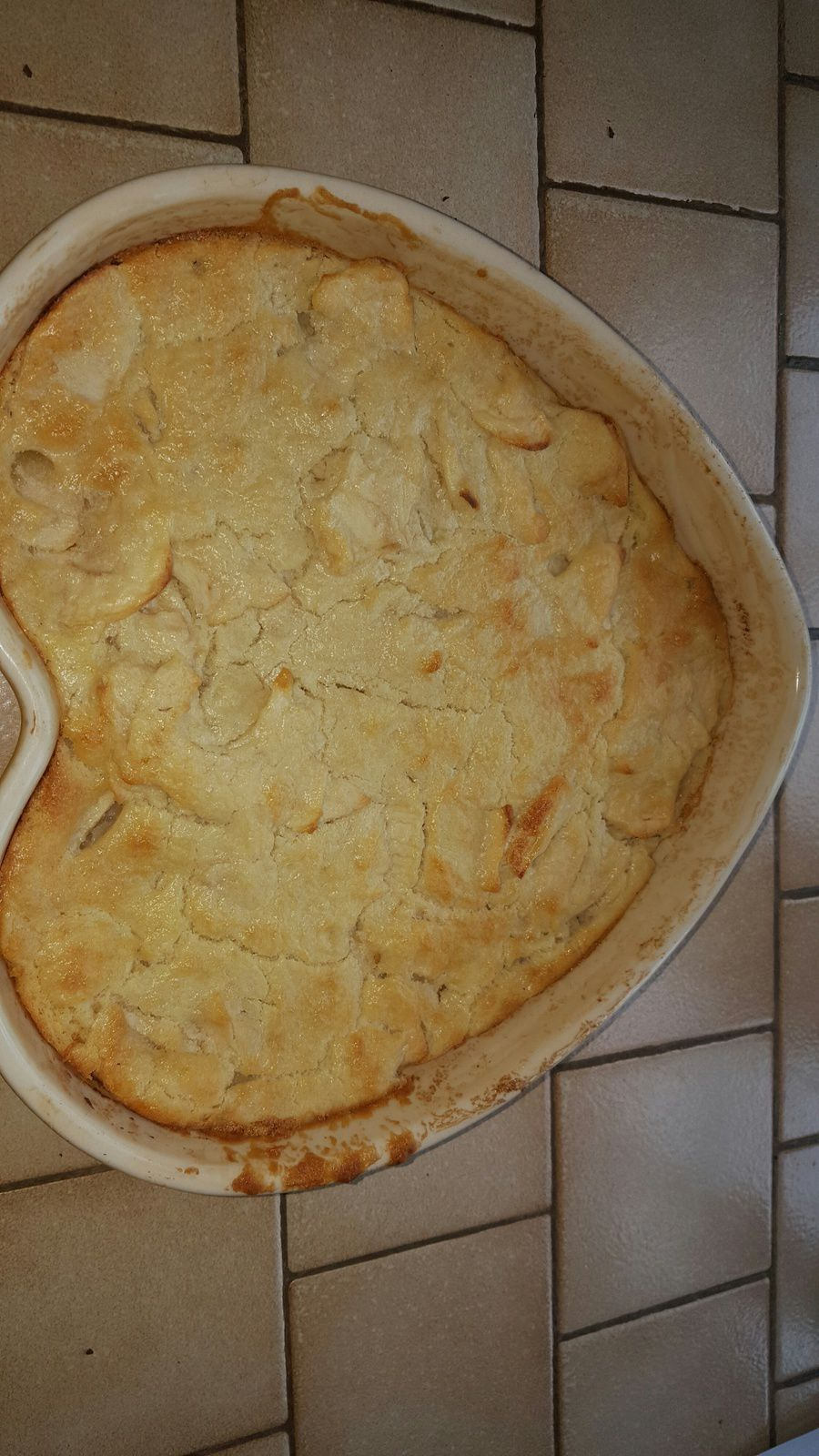 1 part(s) Clafoutis normand