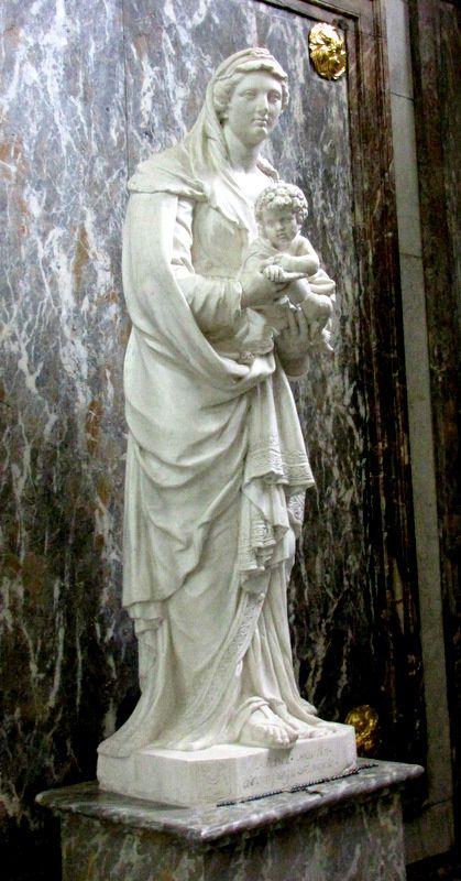 Chapelle Sainte Marguerite, cathédrale d'Amiens