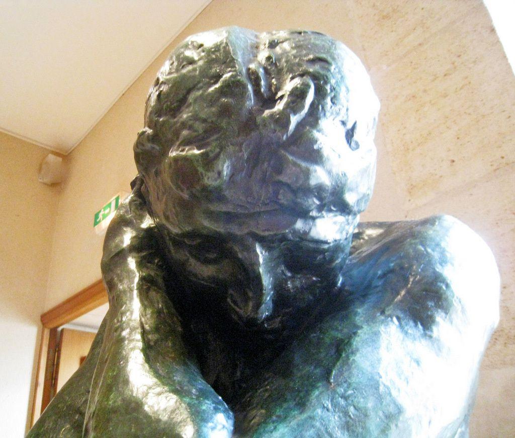 Eve par Rodin