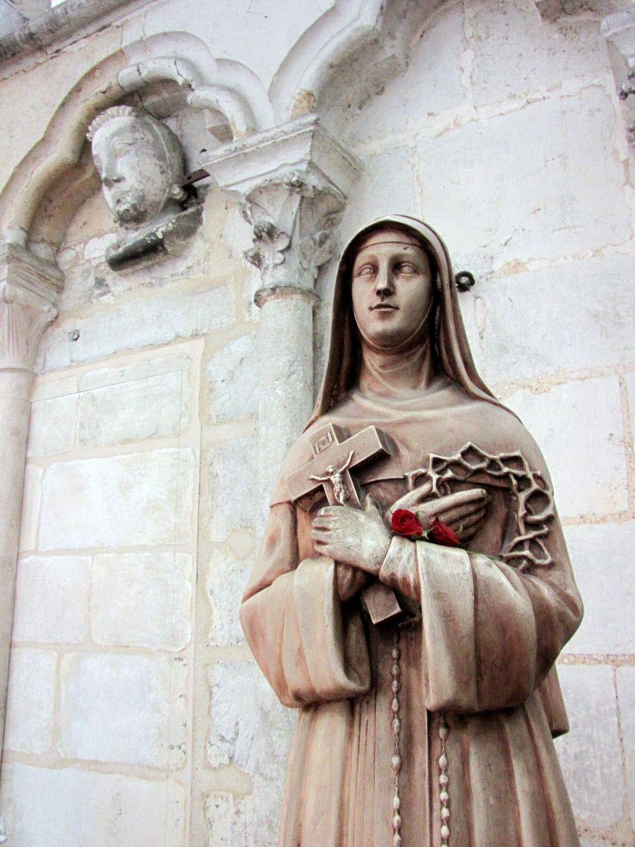 Sainte Rita, cathédrale d'Amiens