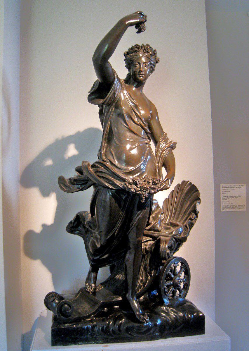 Aurore d'après François Girardon, Musée-Promenade