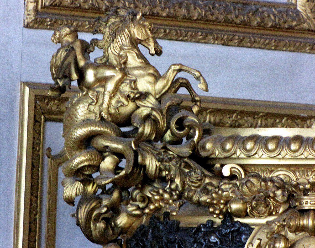 Vase des Frères Marrel, château de Chantilly