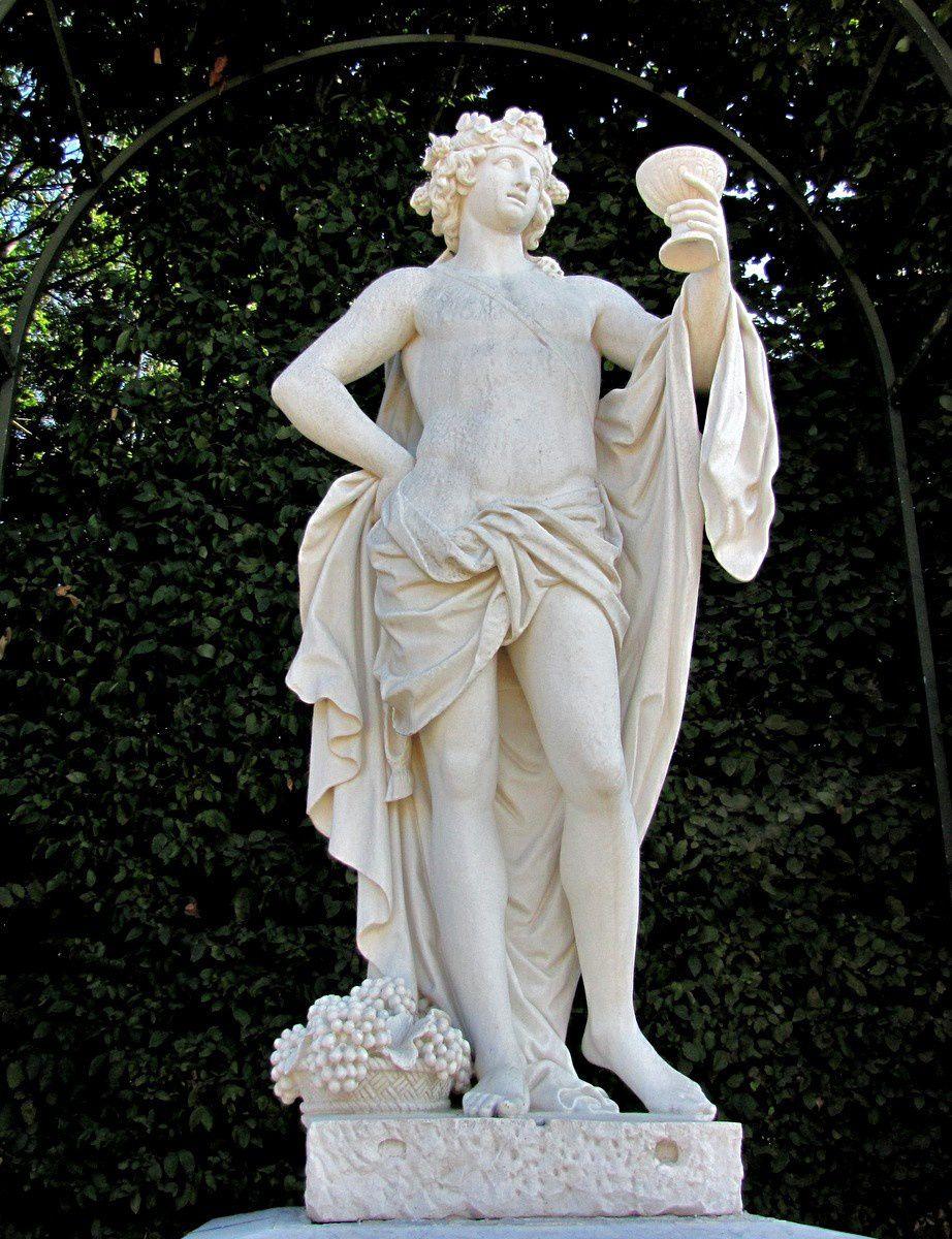 Thomas Regnaudin, l'Automne dite aussi Bacchus