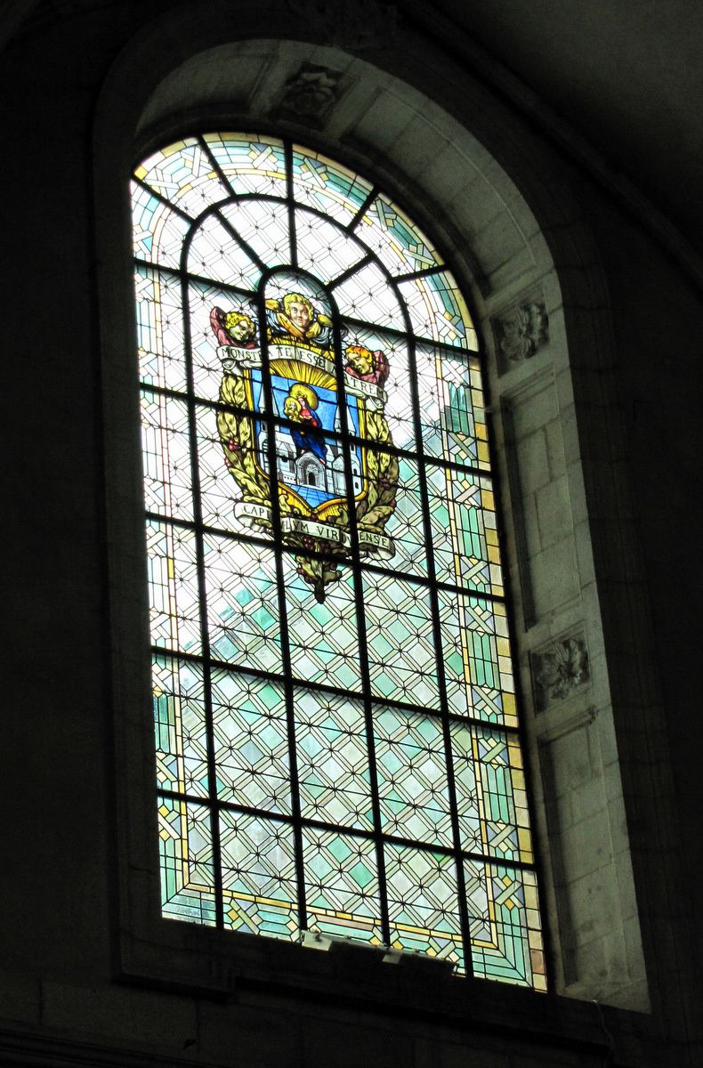 Vitraux (2/2) de la cathédrale de Verdun