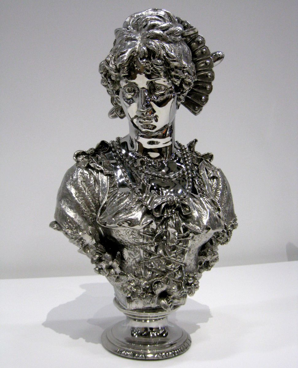 Italienne (Italian Woman) par Jeff Koons