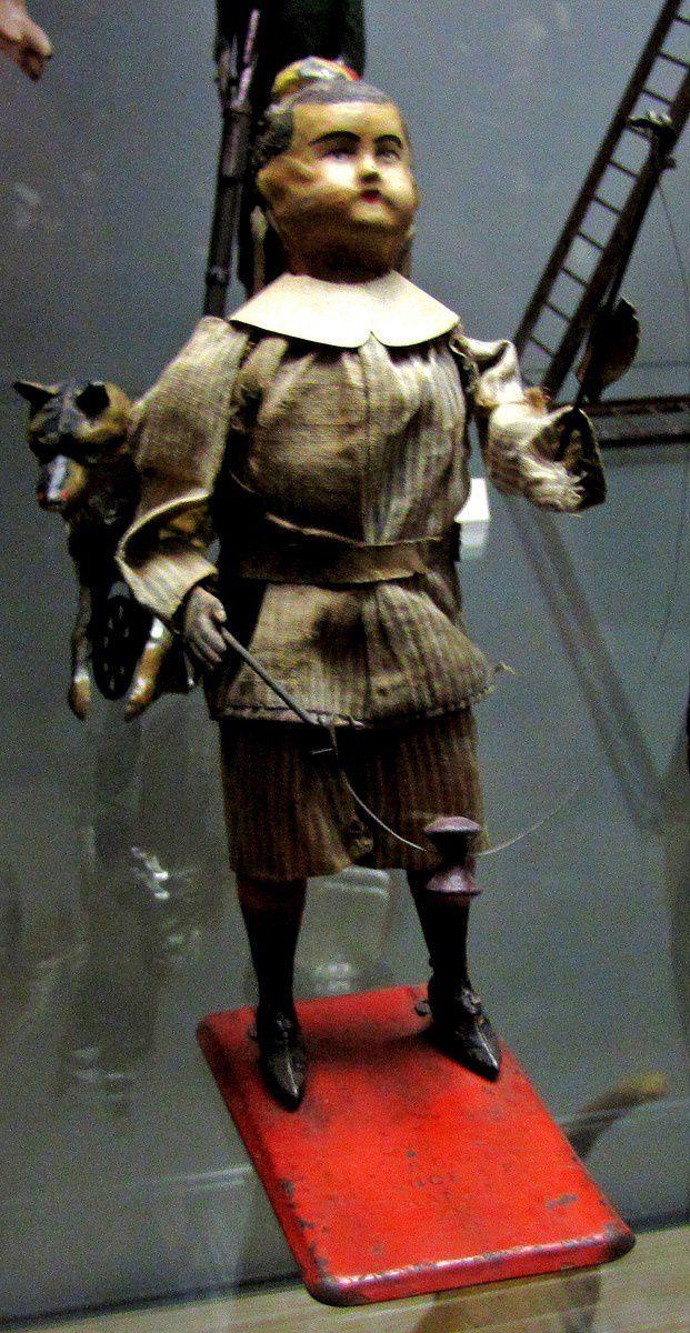 Jouets Fernand Martin, musée du jouet de Poissy