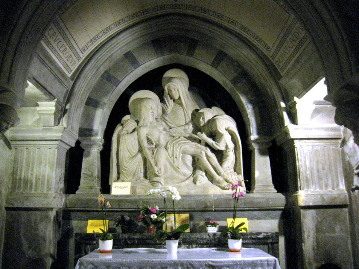 La Crypte de la Basilique de Fourvière (3/3)