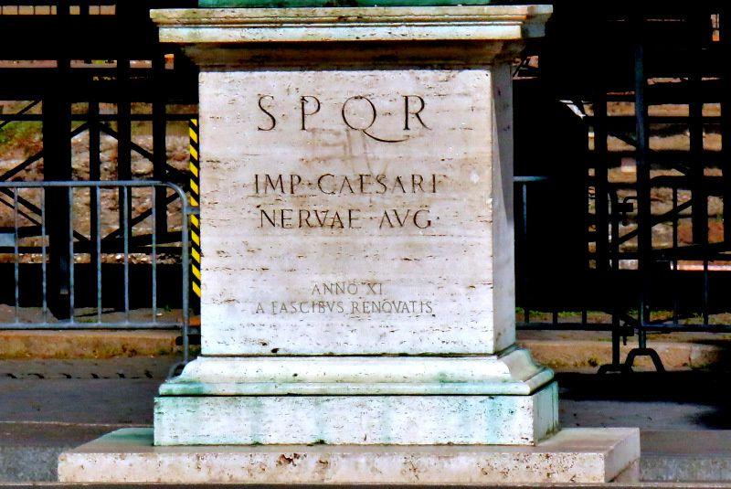 Les 'Cesar' de la Via dei Fori Imperiali, Rome