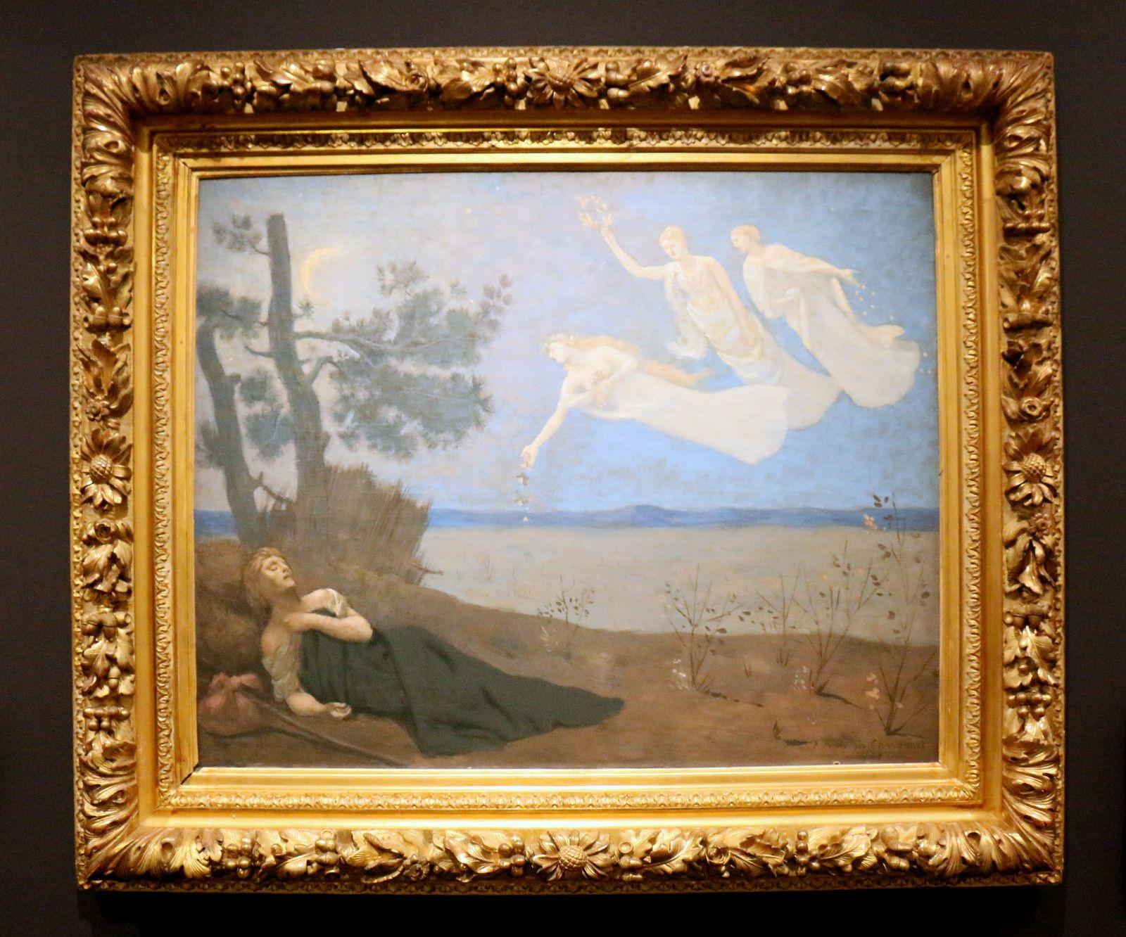 Le Rêve, tableau de Pierre Puvis de Chavannes