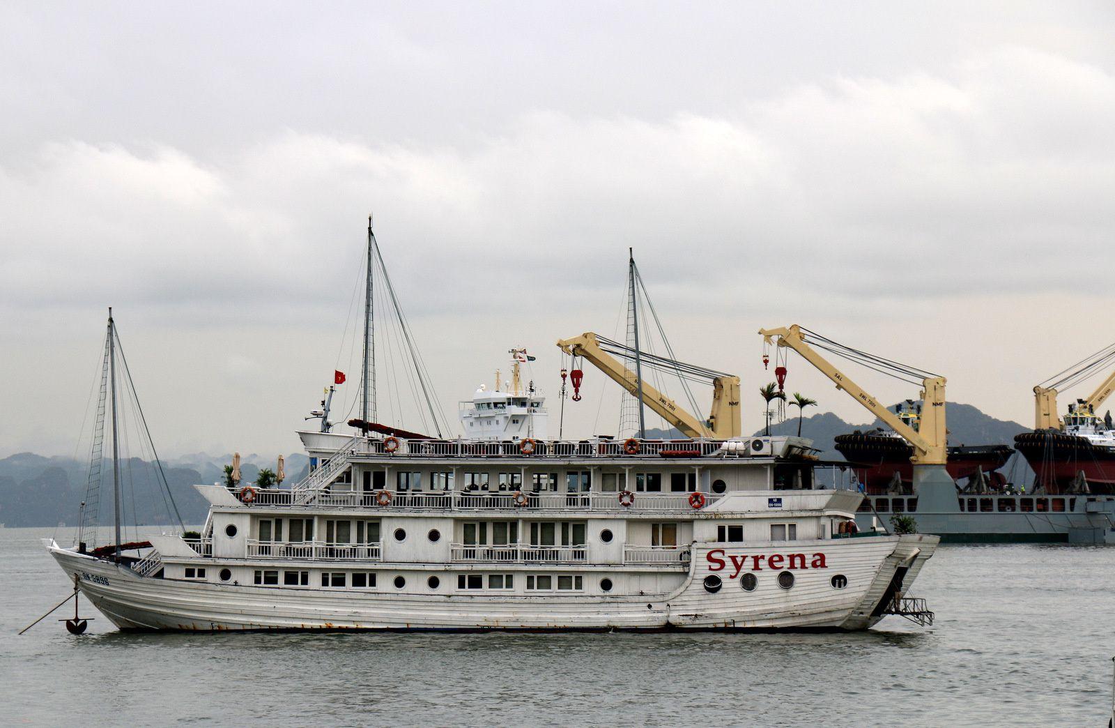 La baie de Hạ Long, Vietnam
