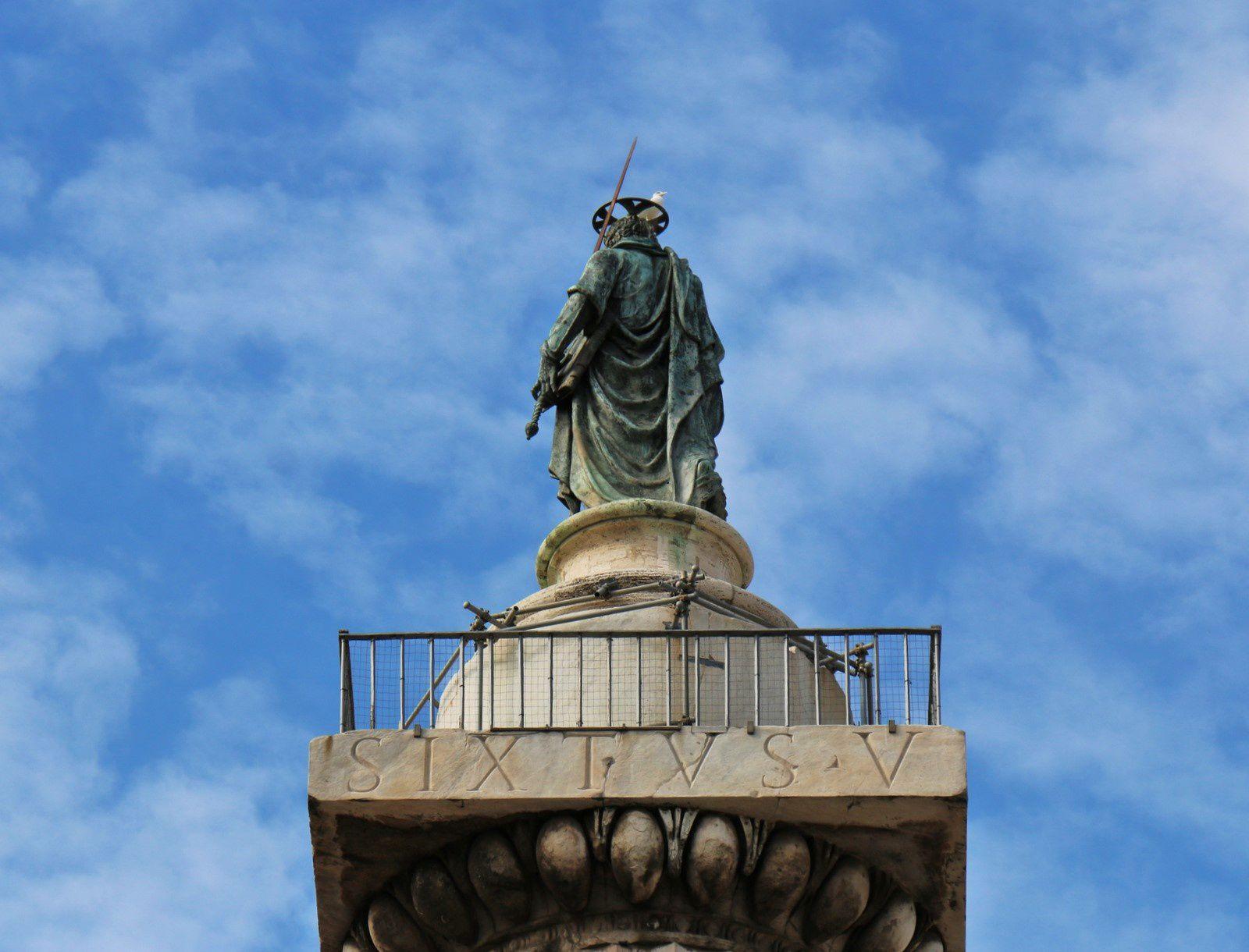 Place de la Colonne, Rome
