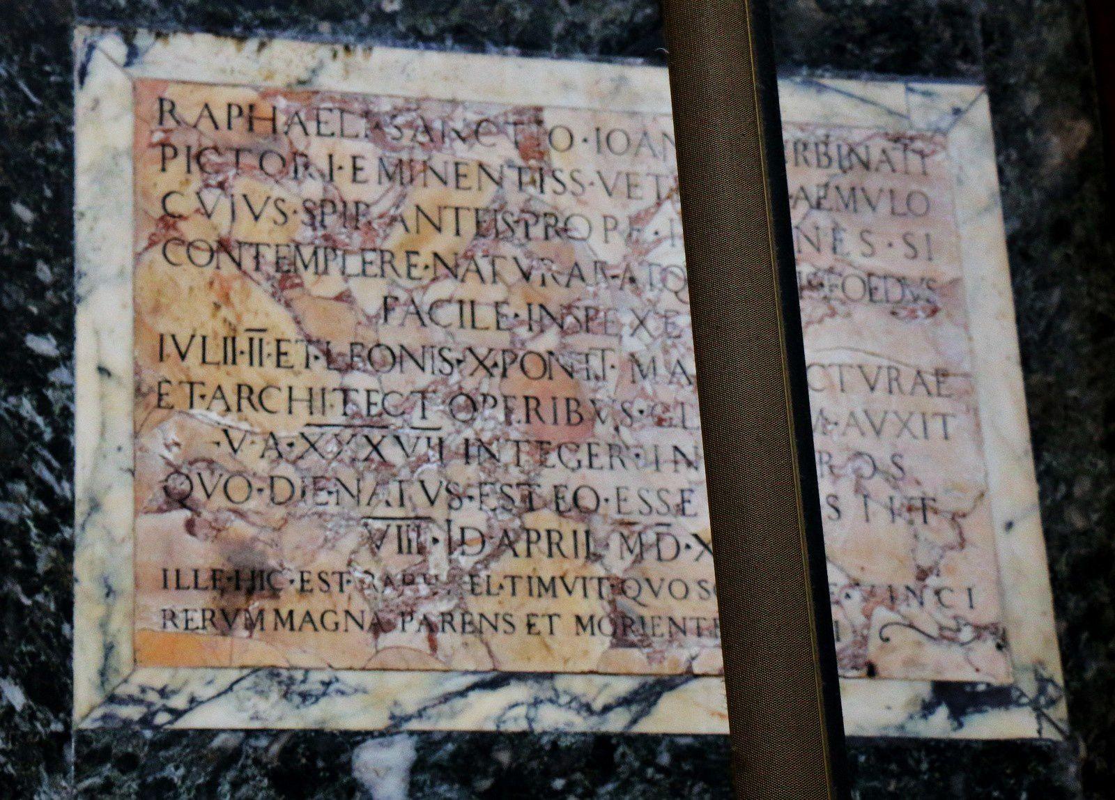 Statues du Panthéon (Basilique Sainte Marie et Martyrs), Rome
