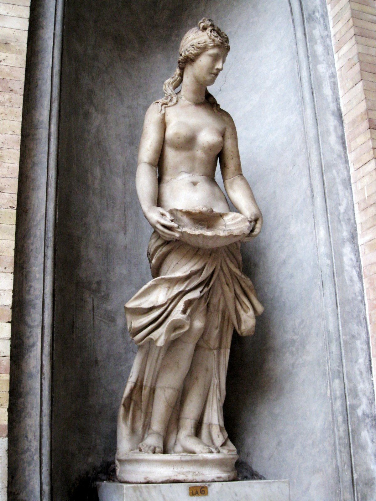 Musées du Vatican, musée Pio-Clémentin (2/2)