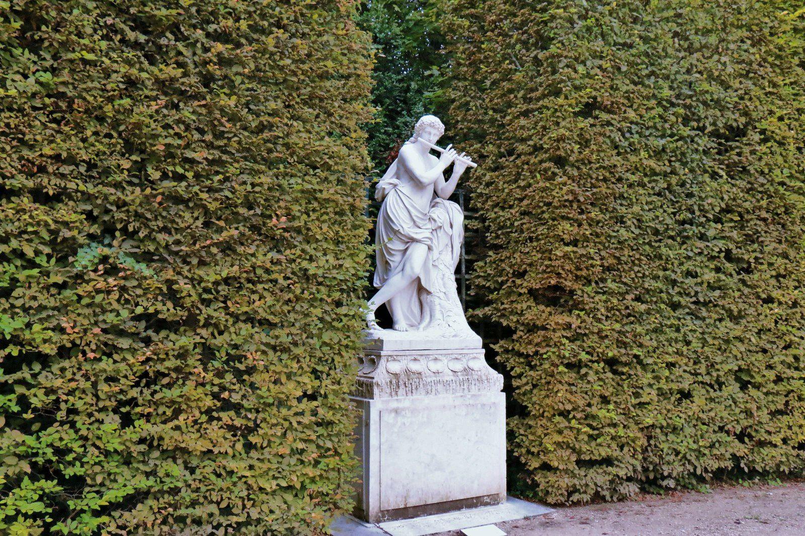 Acis (bosquet des Dômes) par Jean-Baptiste Tubi