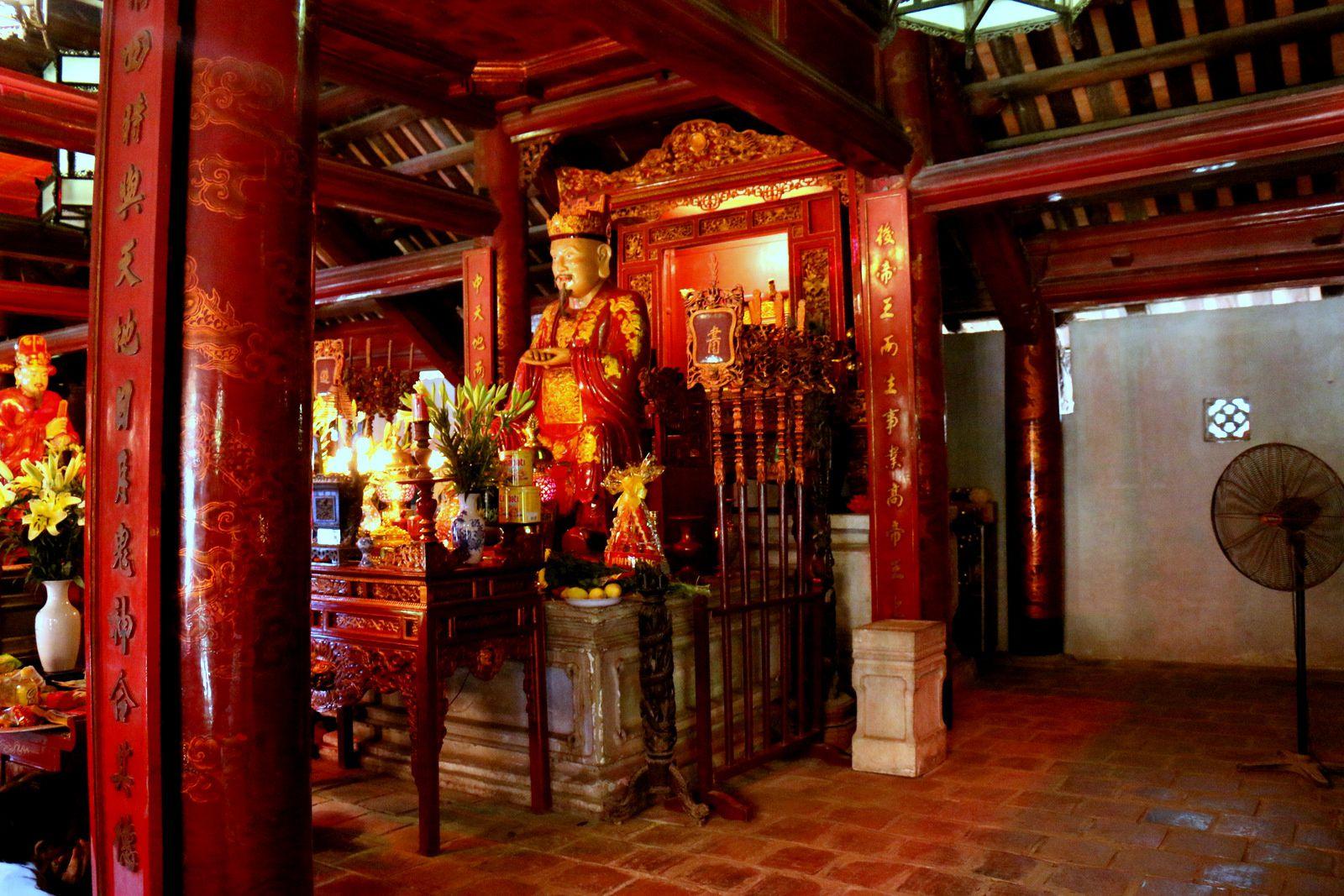 Temple de Confucius, temple de la littérature Van Miêu-Quôc Tu Giam
