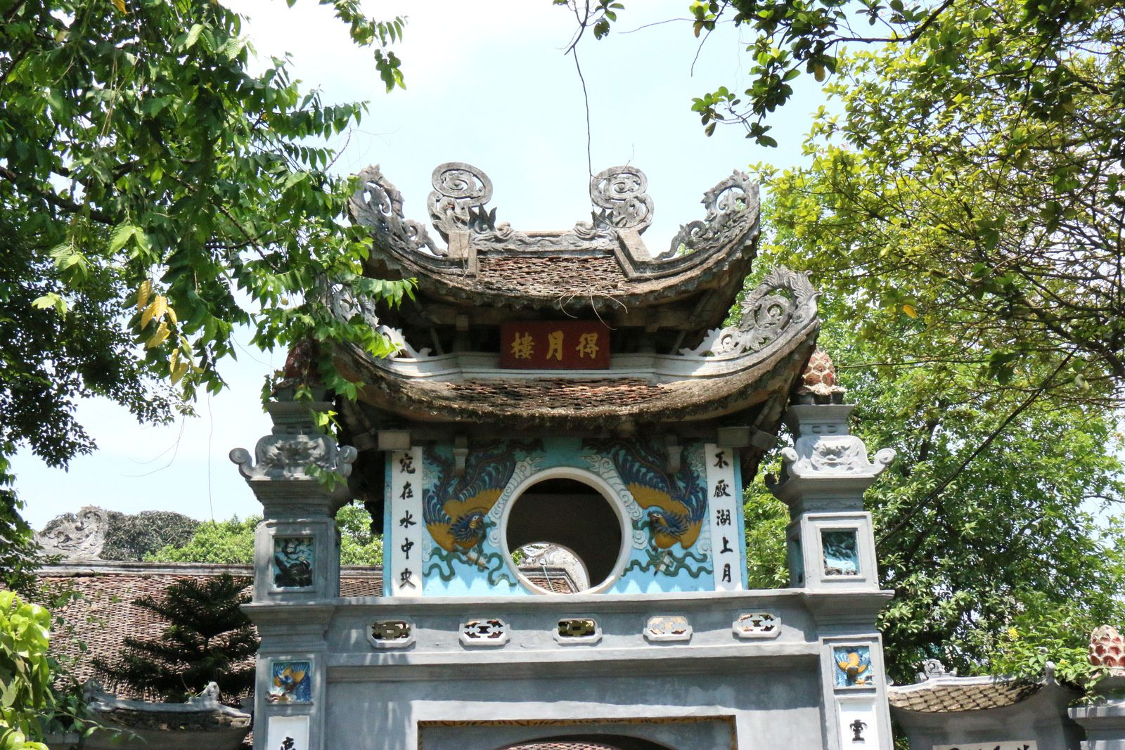 Temple Ngoc Son, Hanoï