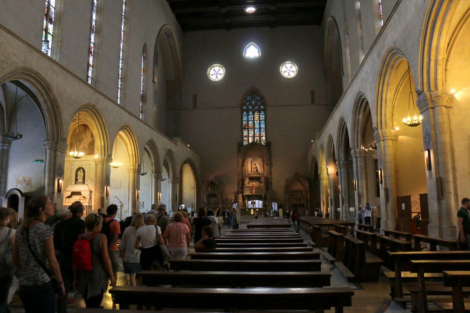 Basilique Santa Chiara, Naples