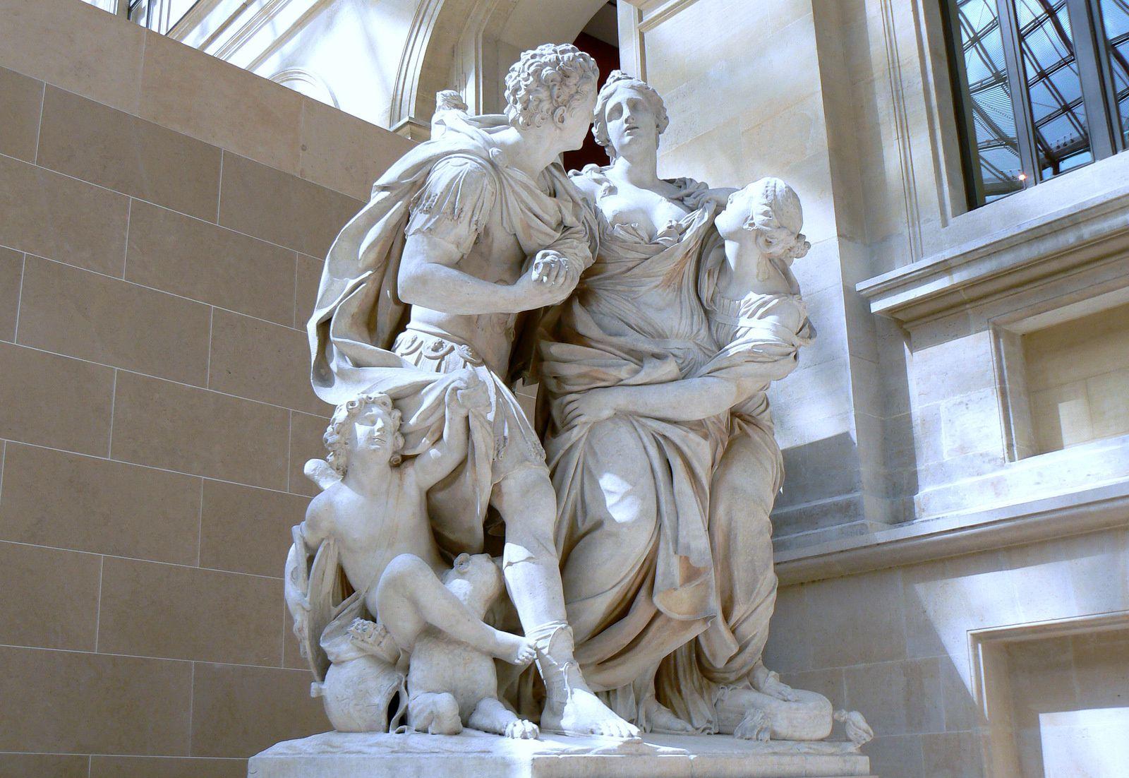 Lepautre Pierre et Jean-Baptiste Théodon, Arria et Poetus