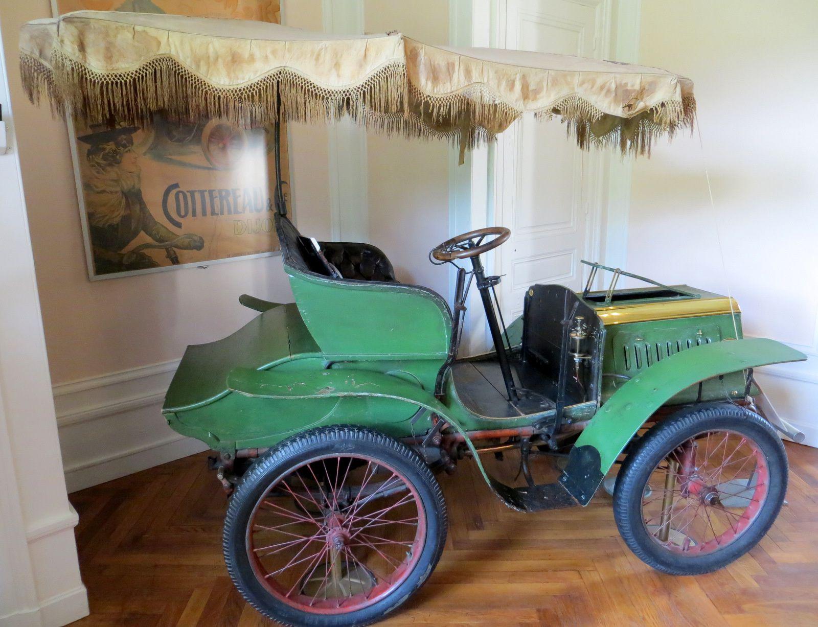 Cottereau 1899, musée Malartre