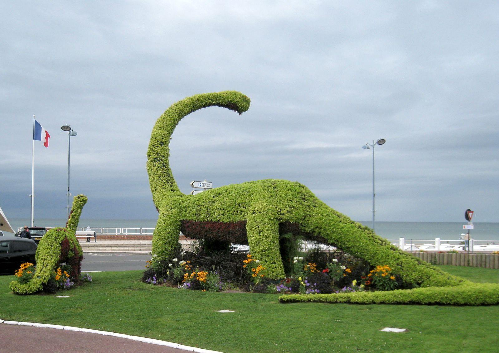 Les dinosaures de Villers-sur-mer