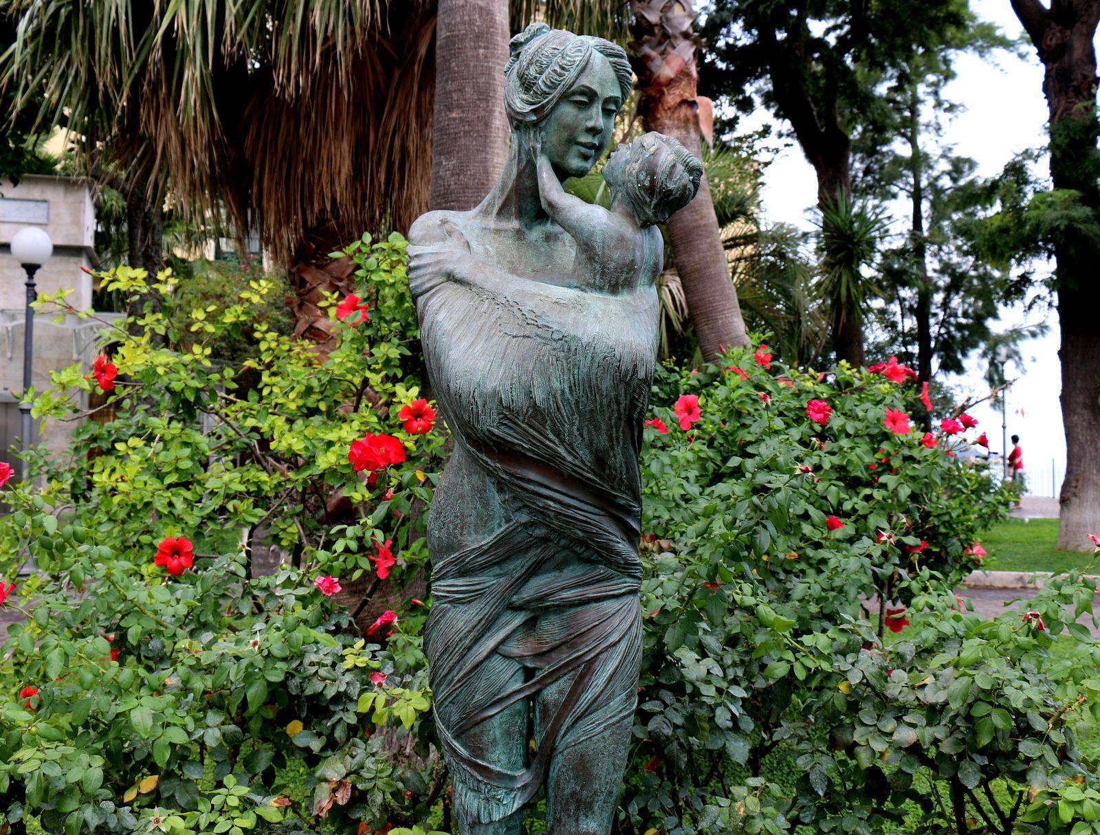 Buste de Bartolomeo Capasso, Sorrente