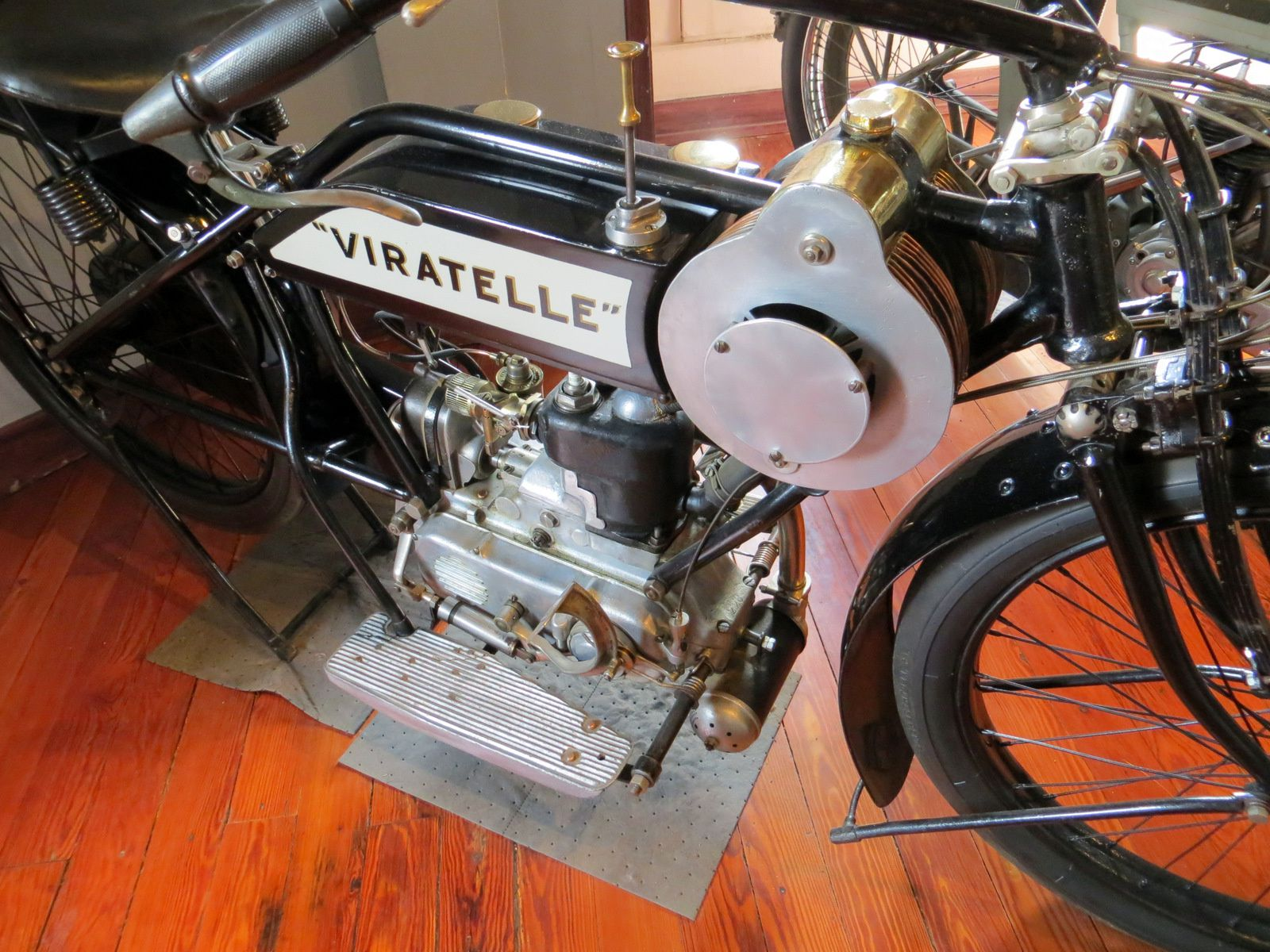 Viratelle France 1919, 3HP