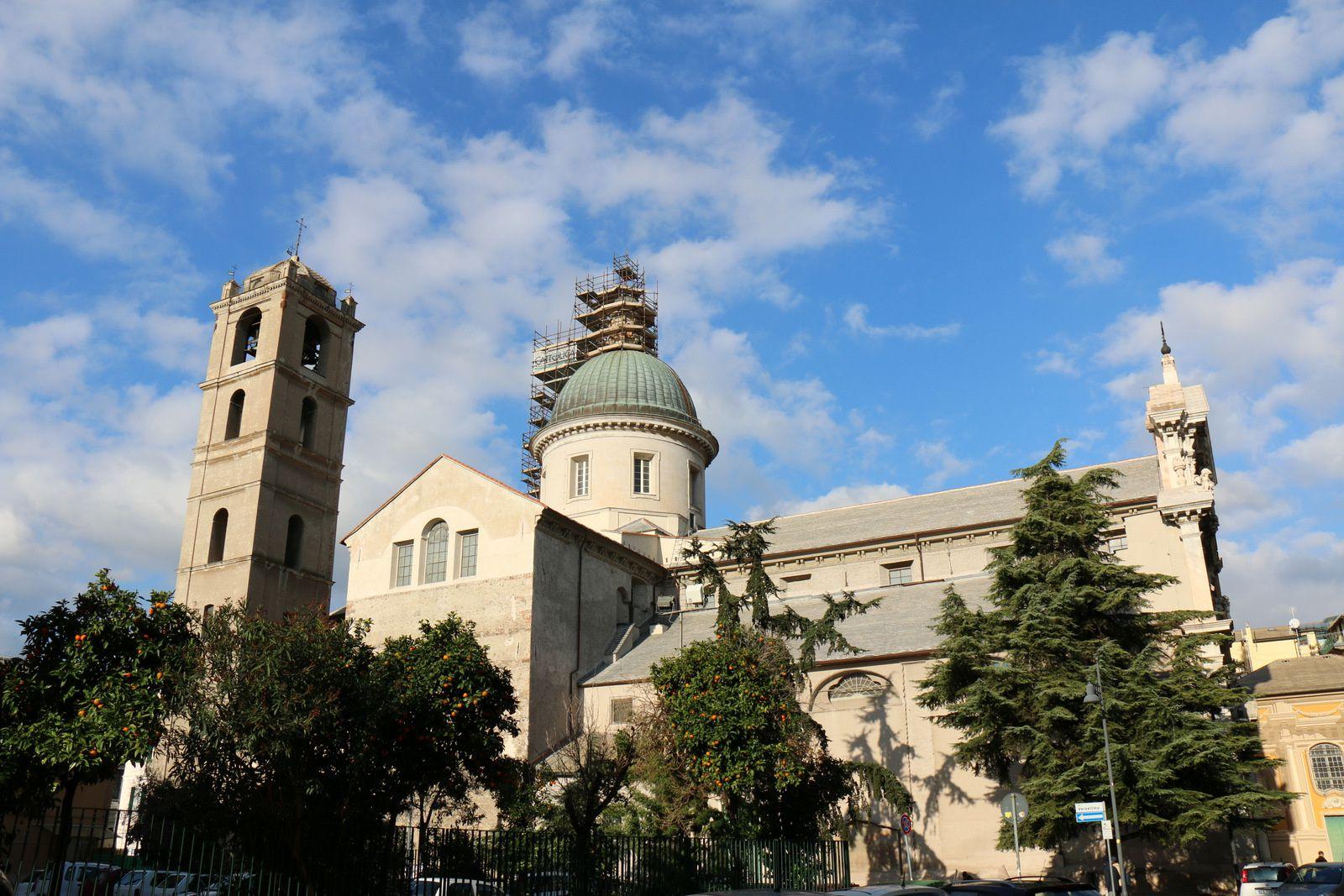 La cathédrale Di Santa Maria Assunta, Savone (Italie)
